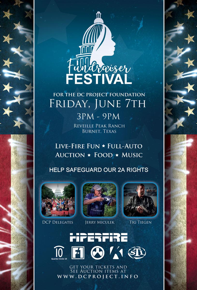 DCP Fundraiser Festival